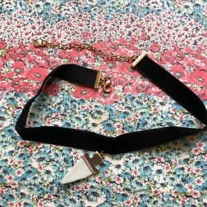 Brand new Anthro baublebar choker necklace